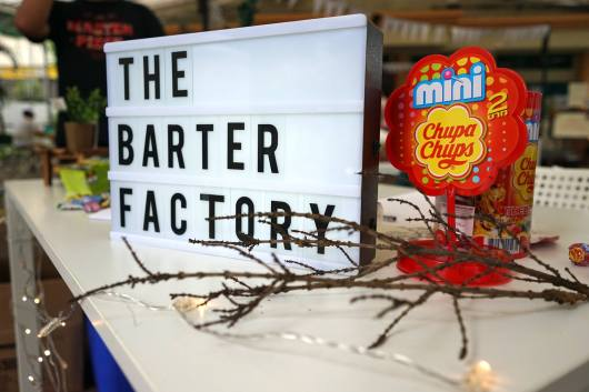 The Barter Factory