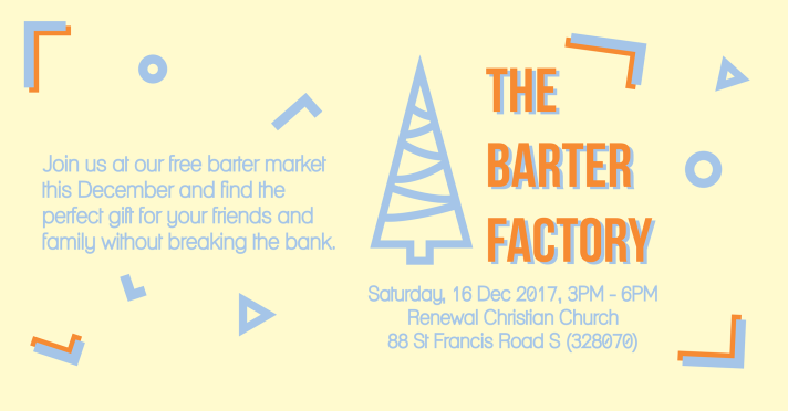 The Barter Factory 2